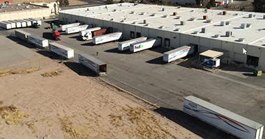 El Paso, TX facility